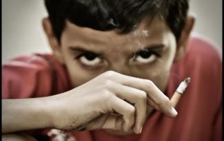 Už Vaikystę be tabako!