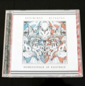 """Taip pat parodos atidarymo svečius džiugino muzika iš Gedimino Bytauto pirmojo muzikos albumo """"Nonexistence of Existence"""" (2013)."""