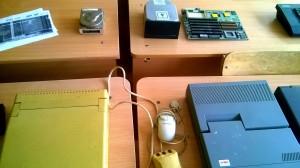 senoviškos kompiuterinės technikos kolekcija (2)